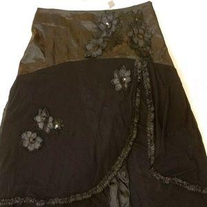 BC Black Cat Fashion Boho Gypsy Pirate Size XL